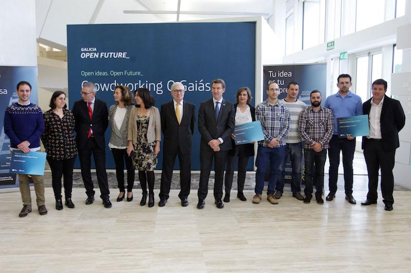 Premiados Galicia Open Future_